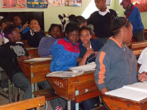 The Great Divide in SA Schools - Dreams to Reality | South Africa Volunteer Programs | Scoop.it