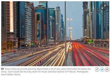 Why smart cities need to get WISE to security – and fast | Guardian | URBANmedias | Scoop.it