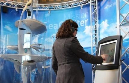 Le SeaOrbiter exposé à Cherbourg | SeaOrbiter | Scoop.it