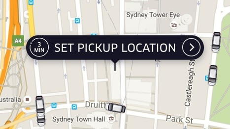 Your next UberX could have free Wi-Fi thanks to new deal   Brújula Analógica-Digital.   Scoop.it