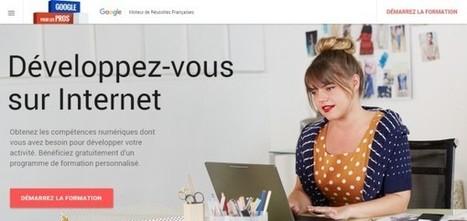Google propose une formation gratuite et certifiante aux outils du numérique - Blog du Modérateur | Office de tourisme du canal du Midi professionnels | Scoop.it