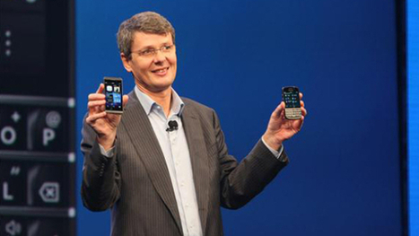 BlackBerry pleads for patience after brutal quarter | Wireframes and UI, UX | Scoop.it