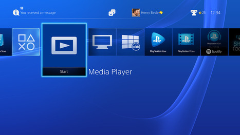 The PlayStation 4 is finally a proper home media center | SEO and Social Media Marketing Gurus | Scoop.it