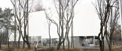 [South Korea] Daegu Gosan Library Competition Winning Proposal / Gorka Blas | The Architecture of the City | Scoop.it