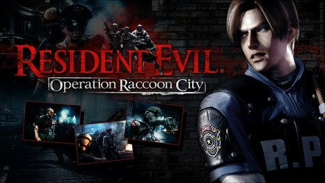 Resident Evil Operation Racoon City Full Version Download | t4tag.com | Scoop.it