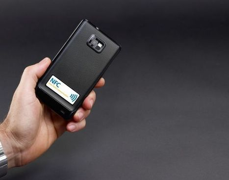 The future of Mobile Marketing is NFC (Near Field Communication) | NFC News and Trends | Scoop.it