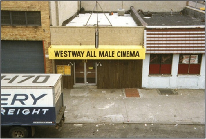 Westway All Male Cinema, on West Street, 1979 | Sex History | Scoop.it