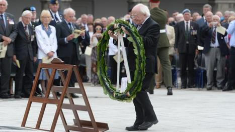 Irish who died in past wars remembered | RIA Press Round-up | Scoop.it