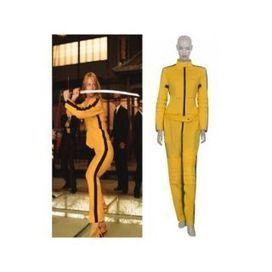 Kill Bill The Bride Yellow Cosplay Costume -- CosplayDeal.com | Kill Bill Cosplay | Scoop.it