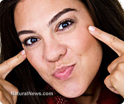 Woman says rawfood #lifestyle gave her 'new eyes'