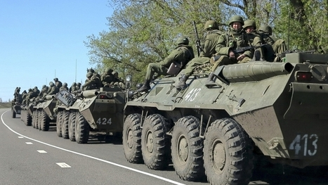 Here are three of Russia's military options in Ukraine | The wonderful world: regional geography | Scoop.it