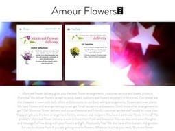 Amour Flowers | Amour Flowers | Scoop.it