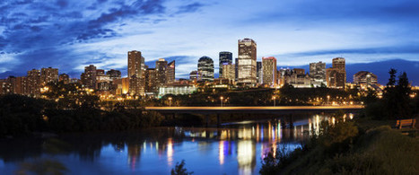 Edmonton's About To Get The Buzzy Downtown It's Always Wanted   Luxury Homes and Commercial Real Estate   Scoop.it