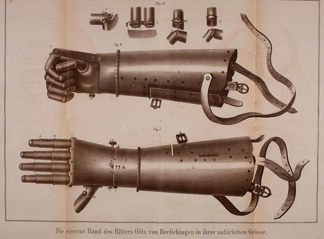The History of Prosthetics Reveals a Long Tradition of Human Cyborgs | BlackBox | Scoop.it