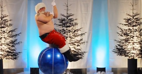Festive 'Wrecking Ball' Parody Takes a Hammer to Christmas Naysayers | socialmediainterests | Scoop.it