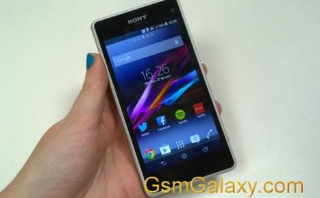 Sony Xperia Z1 Compact | GSM Galaxy | Mobiles Specifications  | Cell Phone Reviews | Scoop.it