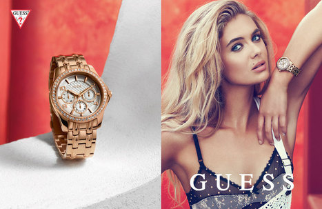 Guess watches - YourWatch | Life Style | Scoop.it