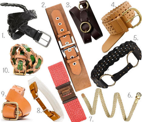 Belts & Accessories - Belts Manufacturers | Belt Accessories Suppliers | Consumer Products | Scoop.it