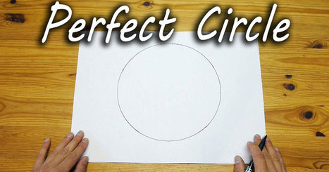 How to Draw Perfect Freehand Circles | xposing world of Photography & Design | Scoop.it