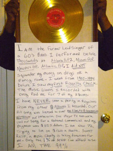 Dangerous Minds   Blues Singer Lester Chambers: Reality of the Music Industry for the 99%   Music Evolution News...   Scoop.it