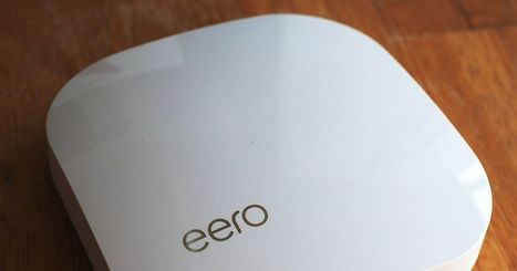 Eero is the home WiFi solution I've been waiting for | Tech - mostly Apple | Scoop.it