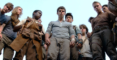 First 'Maze Runner' movie trailer released: Watch now!   Young Adult Movies   Scoop.it