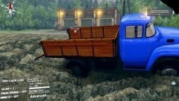 ZiL Carriage | Spintires World | Scoop.it