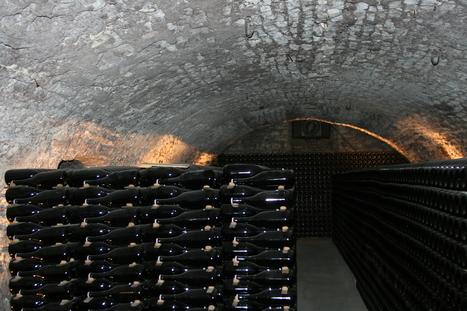 L'histoire se raconte dans les plus belles caves de champagne de l ... - L'Est Eclair | La Route du Champagne en Fête (@Route_Champagne | Scoop.it