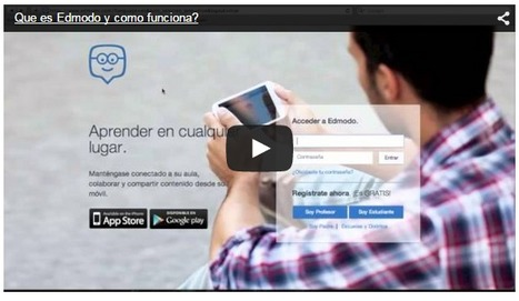 Edmodo, red social educativa | Recursos TIC | Scoop.it