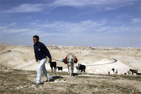Leaks show Palestinians giving much ground to Israel| Reuters | Coveting Freedom | Scoop.it