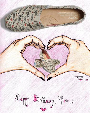 Birthday Gift Ideas for Mom 2014 - Toms Loves Moms Shoes | Toms Outlet Cheap Shoes | Scoop.it