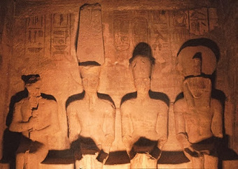 Solar phenomenon lights up Abu Simbel | The Archeaology News network | Kiosque du monde : Afrique | Scoop.it