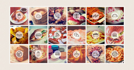 The Food Capitals of Instagram | Educational technology , Erate, Broadband and Connectivity | Scoop.it
