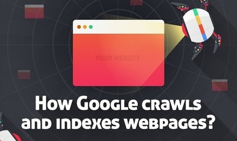 How Google Crawls and Indexes Web Pages #infographic | Assistive Technology | Scoop.it