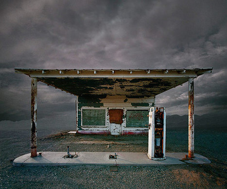 The eerie Americana of photographer Ed Freeman - in pictures | Backstage Rituals | Scoop.it