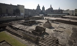 Sealed chambers at ancient Aztec site in Mexico City could hold rulers' tombs | The Geography of Mexico | Scoop.it