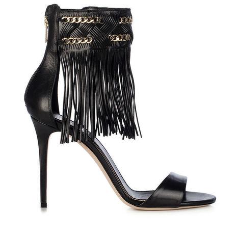 Le Silla SS15: Fringe Mania | Le Marche & Fashion | Scoop.it