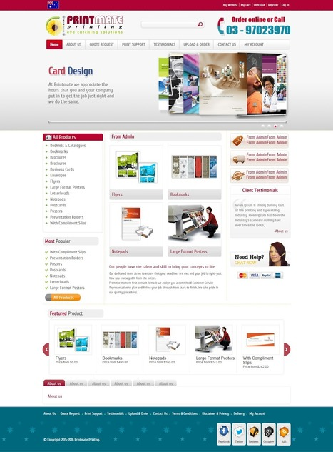 Online Print business software : Give a boost to your online print business today! | PopularClones.Com : Scriptgiant Softwares Marketplace | Scoop.it