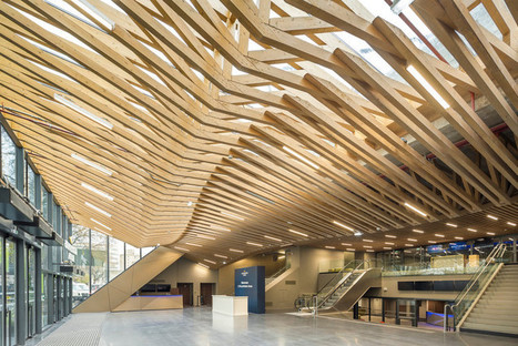 The Accorhotels Arena / DVVD Engineers Architects Designers | The Architecture of the City | Scoop.it