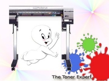 The Toner Expert: Learn More About Ghost Printing And How To Fix It | Printing Technology | Scoop.it