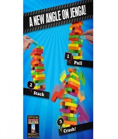 Real-world Tetris: Hasbro to release Jenga Tetris and Bop It! Tetris   All Technology Buzz   Scoop.it