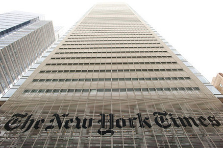 Newspaper Paywalls Can Work: The New York Times Example | Prionomy | Scoop.it