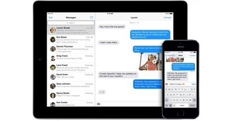 iOS 9.3 to fix serious iMessages encryption flaw | #Update asap!!! | Apple, Mac, MacOS, iOS4, iPad, iPhone and (in)security... | Scoop.it