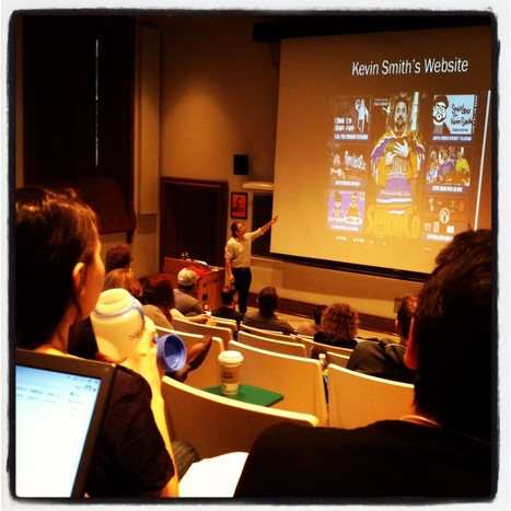 Fantastic day with Jon Reiss! Think Outside the Box Office Masterclass – Transmedia 101 | Tracking Transmedia | Scoop.it
