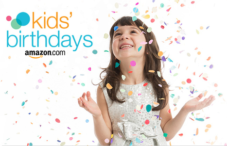 Amazon 10% Off Entire Order Coupon for kids birthdays | Online shopper's Blog | Scoop.it
