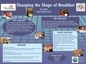 Changing the Shape of Breakfast, University of Cincinnati   8th Grade STEM   Scoop.it