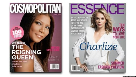 Should White Women Grace The Cover Of Black Magazines? | Sales & Marketing & Advertising | Scoop.it