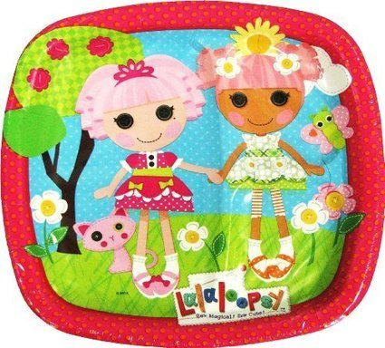 Lalaloopsy Party Supplies | Fun Stuff For Kids | Scoop.it
