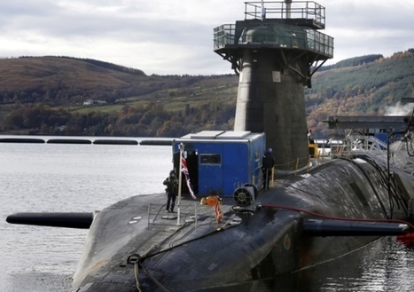 Independent Scotland faces nuclear arms ban | Referendum 2014 | Scoop.it