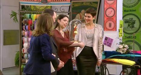 Cousu Main (M6): Nadia remporte la saison 2 et succède à Carmen, Cristina Cordula termine en apothéose | Couture | Scoop.it